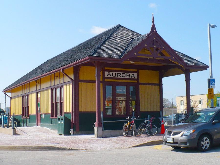 Aurora Building